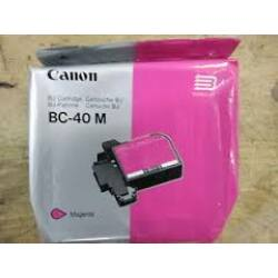 Canon BC-40 magenta eredeti tintapatron
