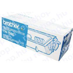 Brother TN-7600 fekete eredeti festékkazetta
