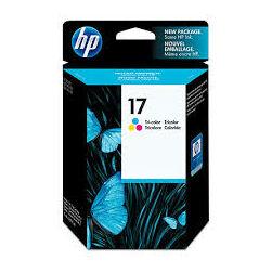 HP C6625AE No.17 tri-colour eredeti tintapatron