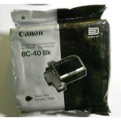 Canon BC-40 fekete eredeti tintapatron