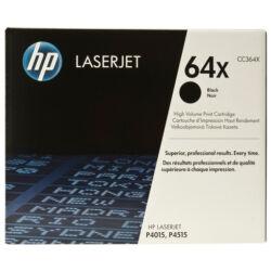 HP CC364X  eredeti toner 364X 64X