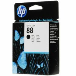 HP C9385AE  No.88 fekete eredeti tintapatron