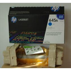 HP C9731A  645A eredeti toner - cián