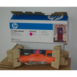 HP Q3963A 122A eredeti toner - magenta