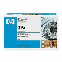 HP C3909A eredeti festékkazetta fekete
