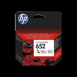 HP (652) F6V24AE eredeti színes tintapatron