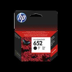 HP (652) F6V25AE eredeti fekete tintapatron