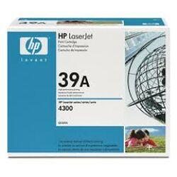 HP Q1339A eredeti fekete festékkazetta