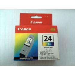 Canon BCI-24 eredeti színes tintapatron