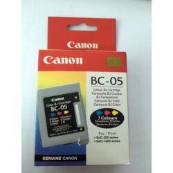 Canon BC-05 eredeti színes tintapatron