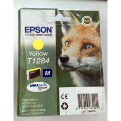 Epson T1284 eredeti sárga tintapatron
