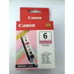 Canon BCI-6PM Photo Magenta eredeti tintapatron