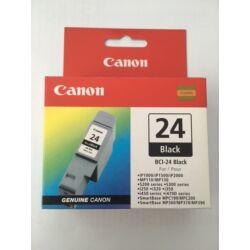 Canon BCI-24BK eredeti fekete tintapatron
