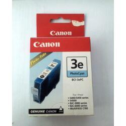 Canon BCI-3-ePC photo cyan eredeti tintapatron