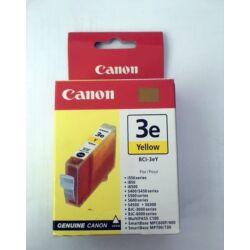 Canon BCI-3 eredeti yellow tintapatron