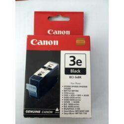 Canon BCI-3eBK eredeti fekete tintapatron
