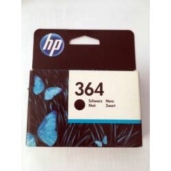 HP 364 eredeti fekete tintapatron