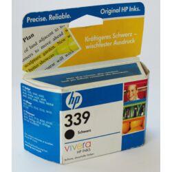 HP C8767E (339) Black tintapatron