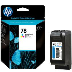 HP C6578AE (78) eredeti tintapatron