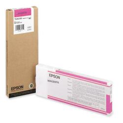 Epson T6063 eredeti magenta tintapatron