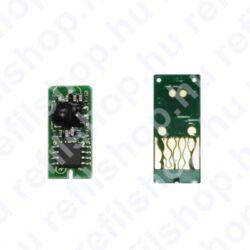 Epson T0801 BK (új) auto reset chip