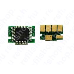 HP 363 BK chip