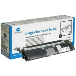 Minolta MC 2400/2500 eredeti festékkazetta fekete