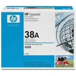 HP Q1338A eredeti fekete festékkazetta
