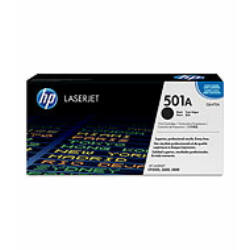 HP Q6470A 501A eredeti fekete toner
