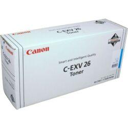 Canon C-EXV26 C (cyan) eredeti festékkazetta
