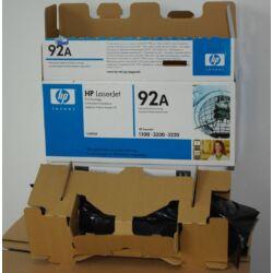 HP C4092A 92A eredeti toner - fekete *CSOMAGOLÁS-SÉRÜLT!*