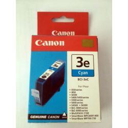 Canon BCI-3eC eredeti cyan tintapatron