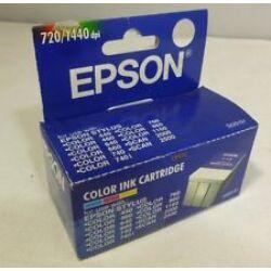 Epson S020191 színes (3-colors) eredeti tintapatron